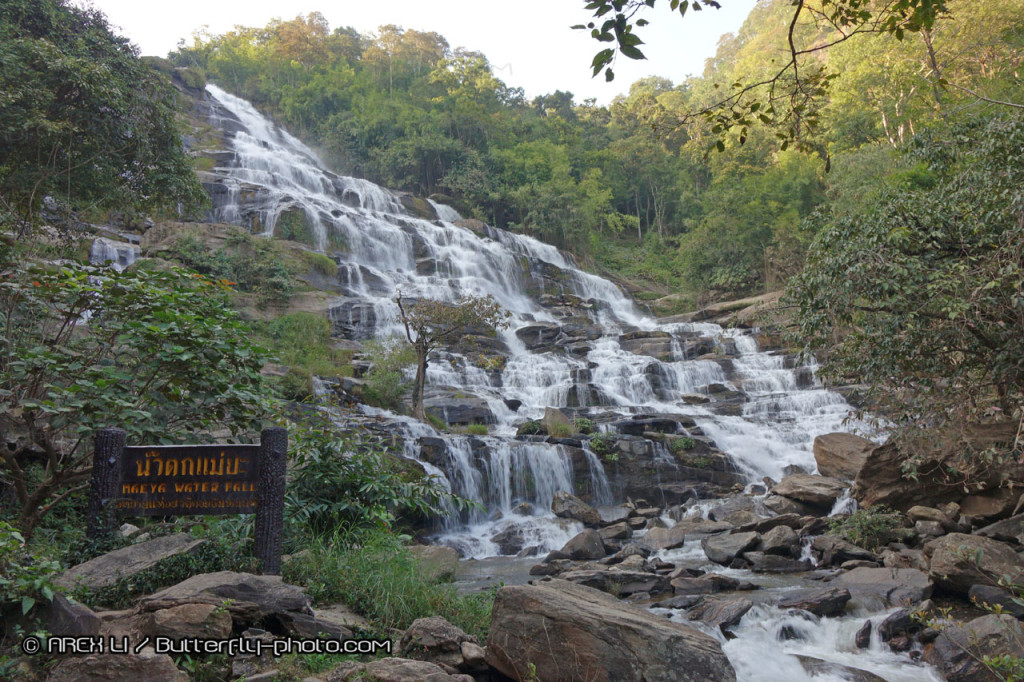 Maeya Waterfall, Doi Inthanon National Park